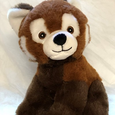 2 for £20 RE-PETS RED PANDA, 19CM