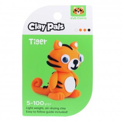 CLAY PALS TIGER