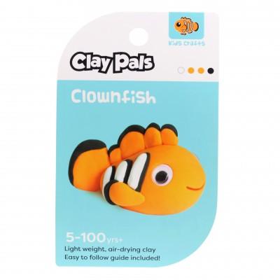 CLAY PALS  CLOWNFISH