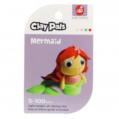 CLAY PALS MERMAID