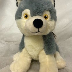 2 for £20 RE-PETS WOLF, 19CM