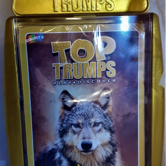 AWESOME ANIMALS - TOP TRUMPS